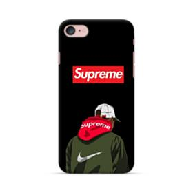 Supreme x Nike Hoodie iPhone 7 Case