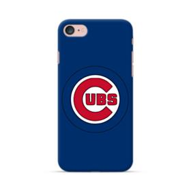 Chicago Cubs Logo Blue iPhone 7 Case