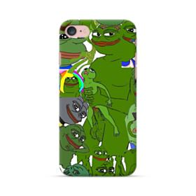 Rare pepe the frog seamless iPhone 7 Case