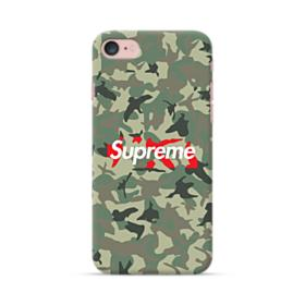 Supreme Camo iPhone 7 Case