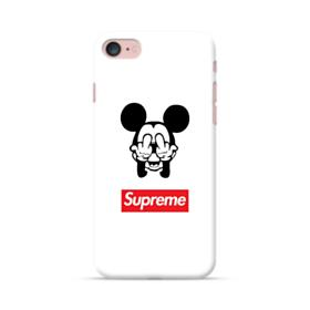 Disney Mickey Mouse x Supreme iPhone 7 Case