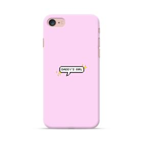 Daddy's Girl Quote iPhone 7 Case
