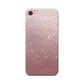 Rose Gold Glitter iPhone 7 Case