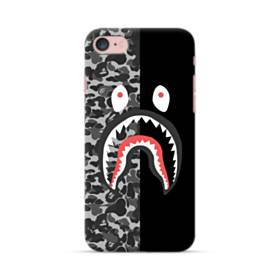 Bape Shark Camo & Black iPhone 7 Case