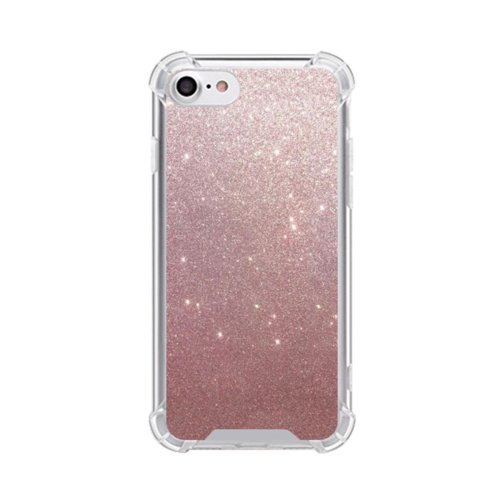 clear glitter iphone 7 case