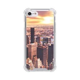 New York Skyline iPhone 7 Clear Case
