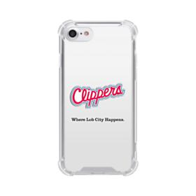 Clippers Where Lob City Happens iPhone 7 Clear Case