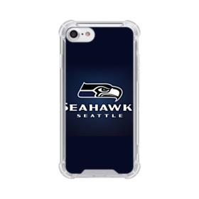 Seattle Seahawks Logo iPhone 7 Clear Case