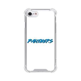 Panthers Logo Shadow iPhone 7 Clear Case