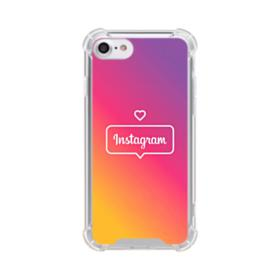 I Love Instagram iPhone 7 Clear Case