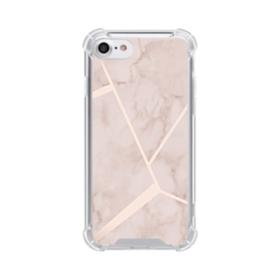 Fractal Geometric Marble iPhone 7 Clear Case