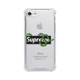 Supreme X Gucci iPhone 7 Clear Case