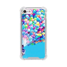 Up Balloon iPhone 7 Clear Case