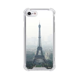 Eiffel Tower iPhone 7 Clear Case