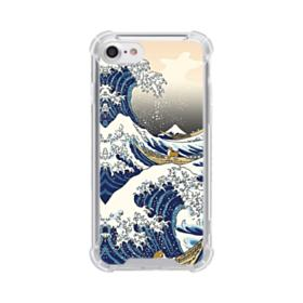 Waves iPhone 8 Clear Case