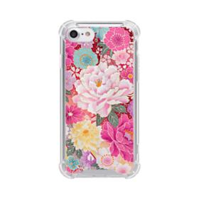 Sakura Vintage iPhone 8 Clear Case