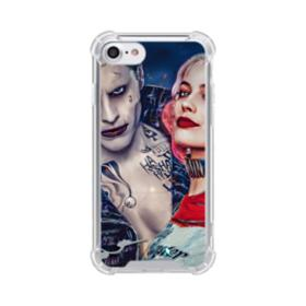 Harley Quinn And Joker iPhone 8 Clear Case