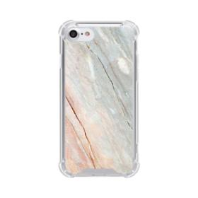 Pink marble iPhone 8 Clear Case