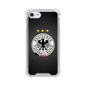 DFB Deutscher Fussball Bund iPhone 8 Clear Case
