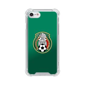 Mexico National Football Team iPhone 8 Clear Case