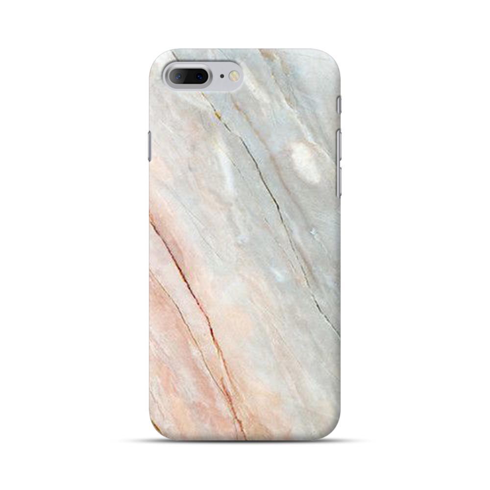 marbls iphone 7 plus case pink