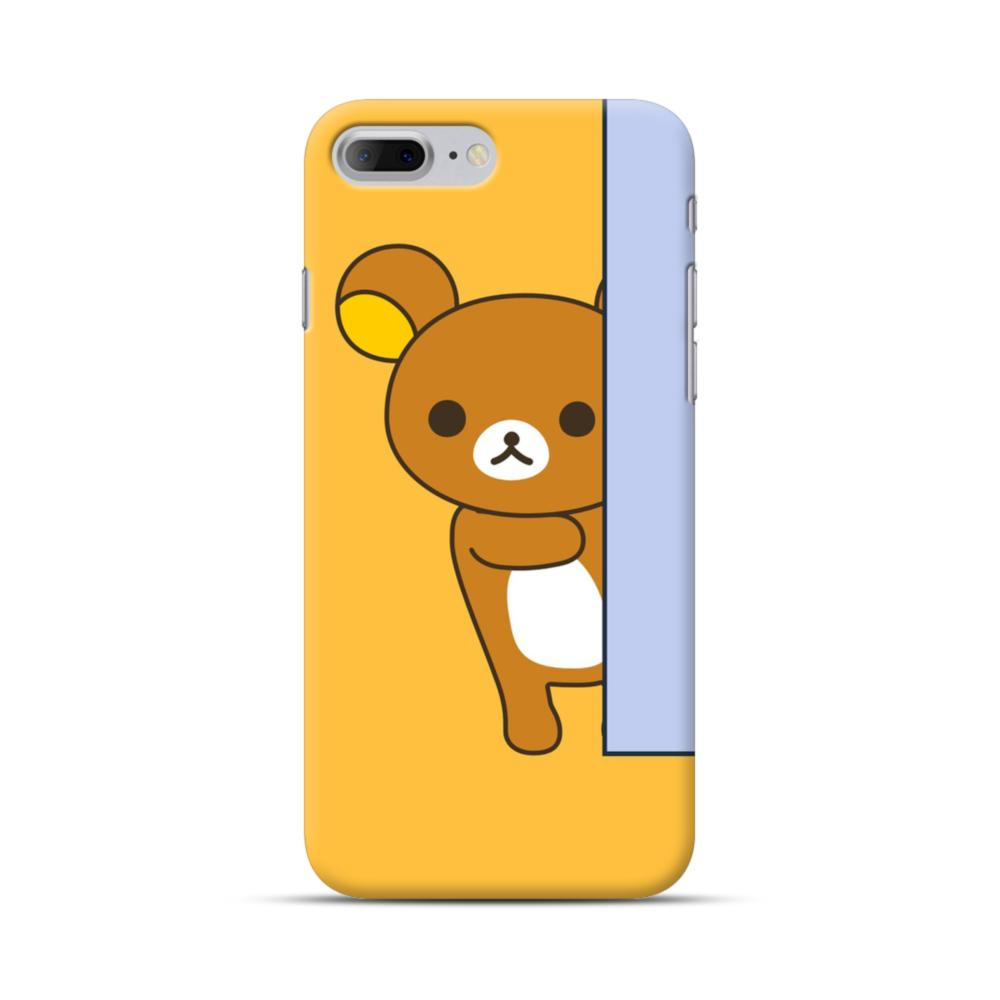 watch 389e7 0aa32 Cute Brown Bear iPhone 7 Plus Case