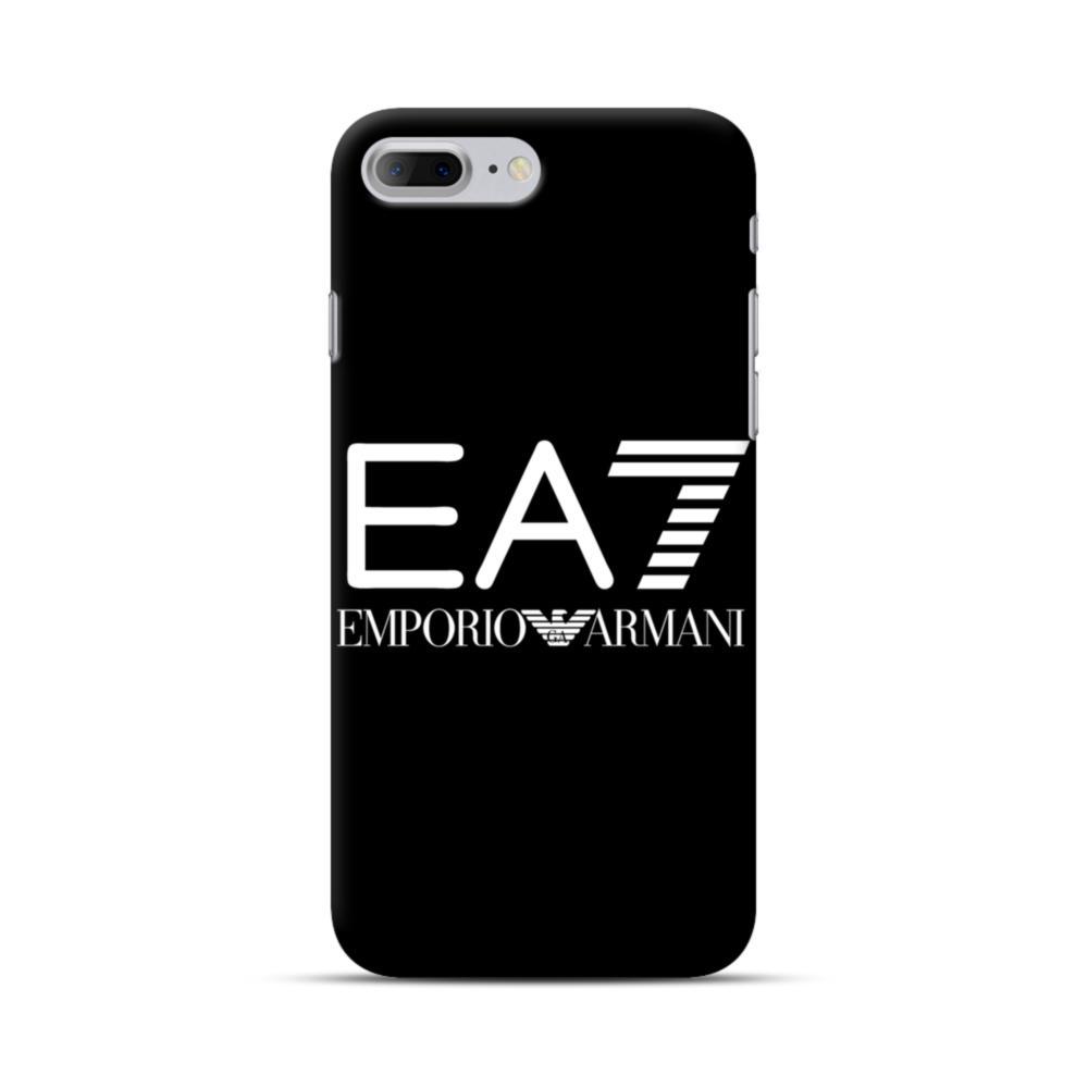 huge discount 556ea 722ce EA7 Emporio Armani iPhone 7 Plus Case