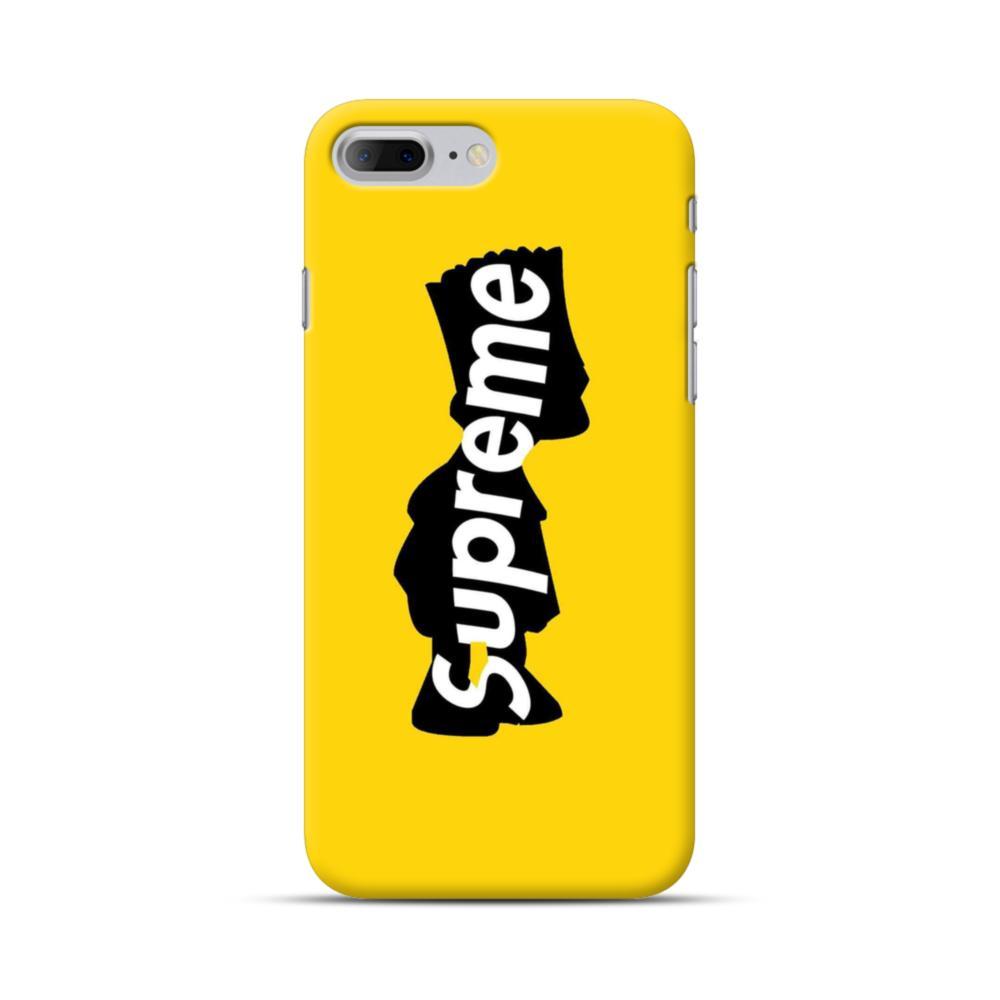bart simpson iphone 7 case