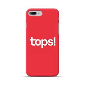 Tops Logo iPhone 7 Plus Case