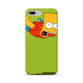 Bart in the air iPhone 7 Plus Case