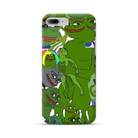 Rare pepe the frog seamless iPhone 7 Plus Case