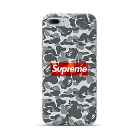 Bape x Supreme iPhone 7 Plus Case