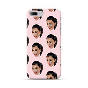 Crying Kim emoji kimoji seamless iPhone 7 Plus Case