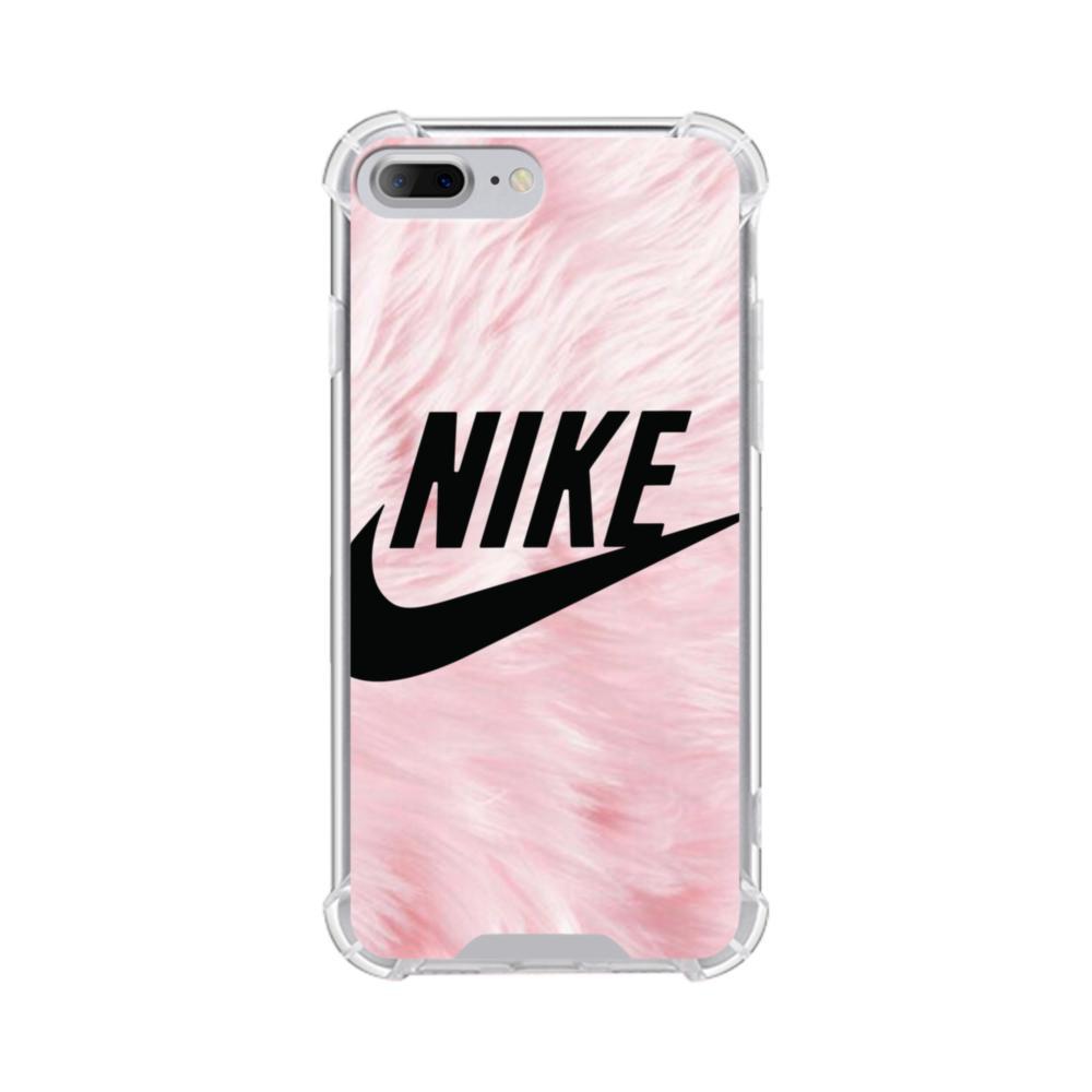 Vacío demoler Anfibio  Nike Logo iPhone 7 Plus Clear Case | CaseFormula