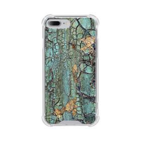 Rusty Art iPhone 8 Plus Clear Case