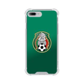 Mexico National Football Team iPhone 8 Plus Clear Case
