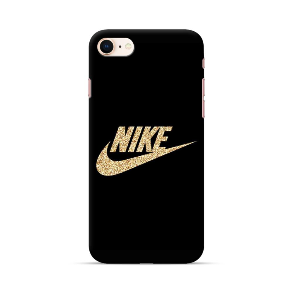 save off 04868 26c91 Nike Shining Logo iPhone 8 Case