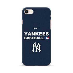 New York Yankees Team Logo Interlocking iPhone 8 Case