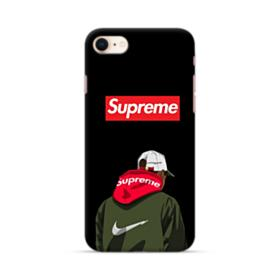 Supreme x Nike Hoodie iPhone 8 Case