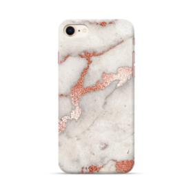 Rosegold Marble iPhone 8 Case