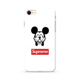Disney Mickey Mouse x Supreme iPhone 8 Case