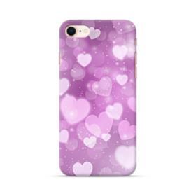 Aurora Hearts iPhone 8 Case