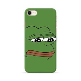 Sad Pepe frog iPhone 8 Case