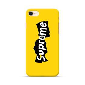 Supreme Bart Simpson Clip iPhone 8 Case