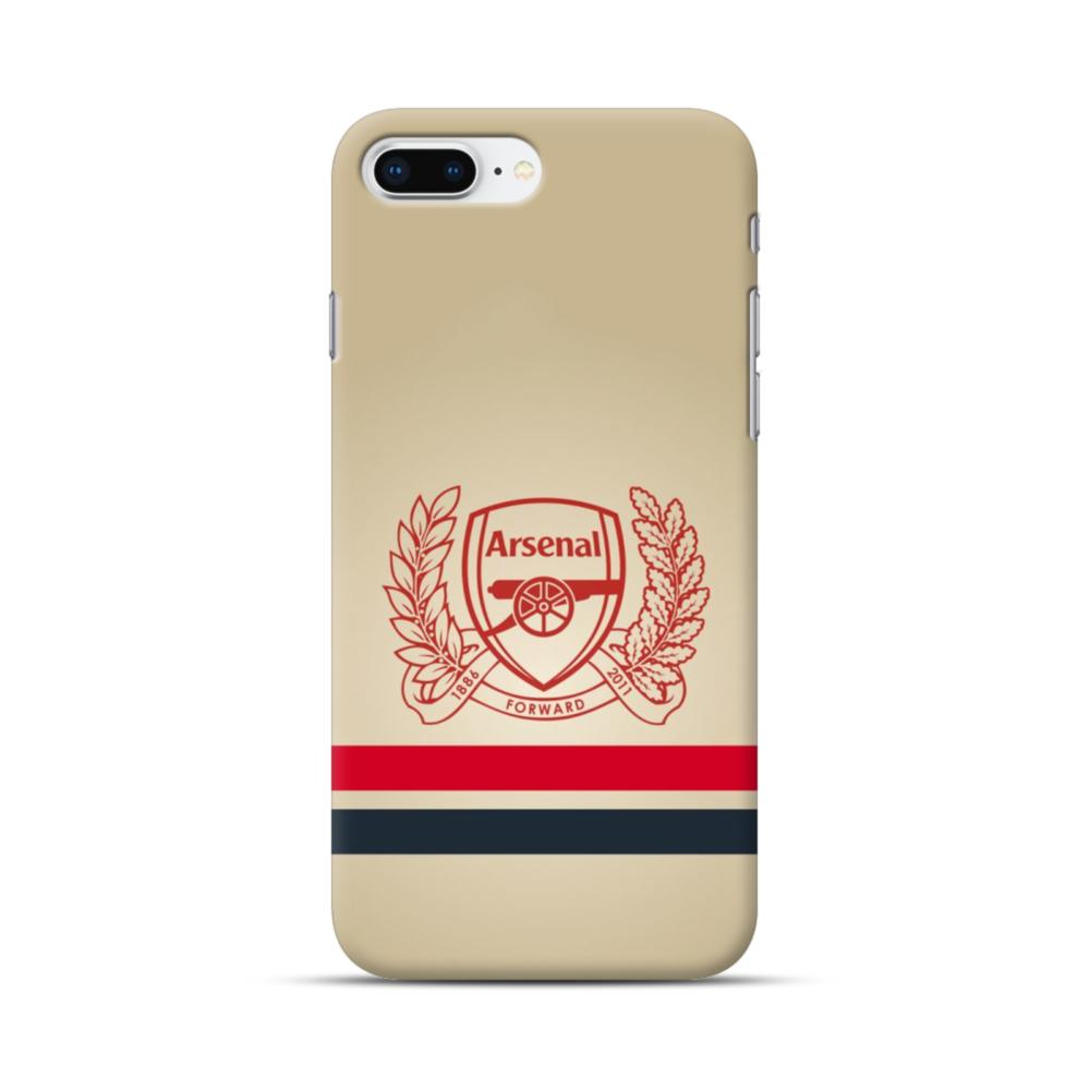 arsenal phone case iphone 8 plus