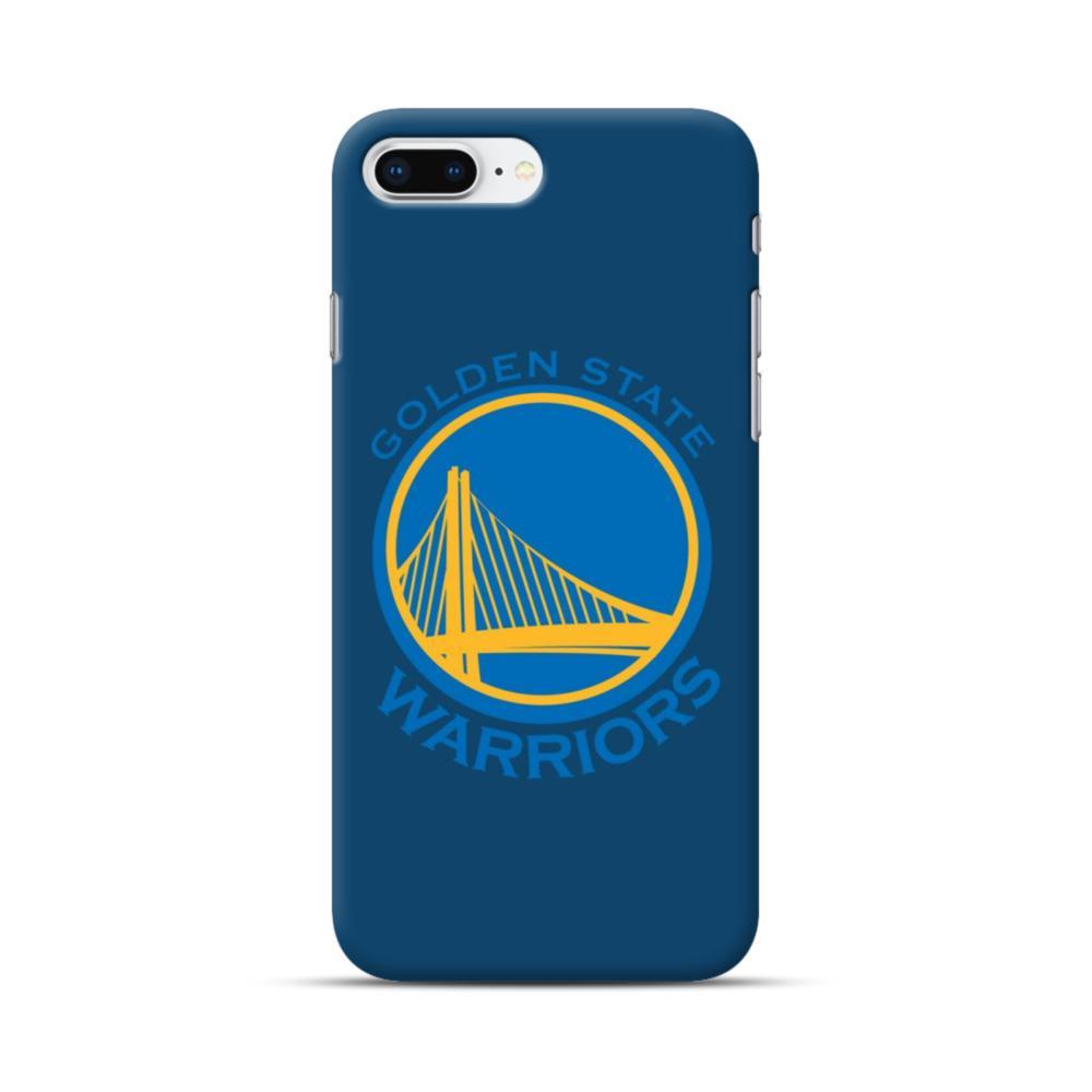 more photos 5063b 76164 Golden State Warriors Team Logo Blue iPhone 8 Plus Case