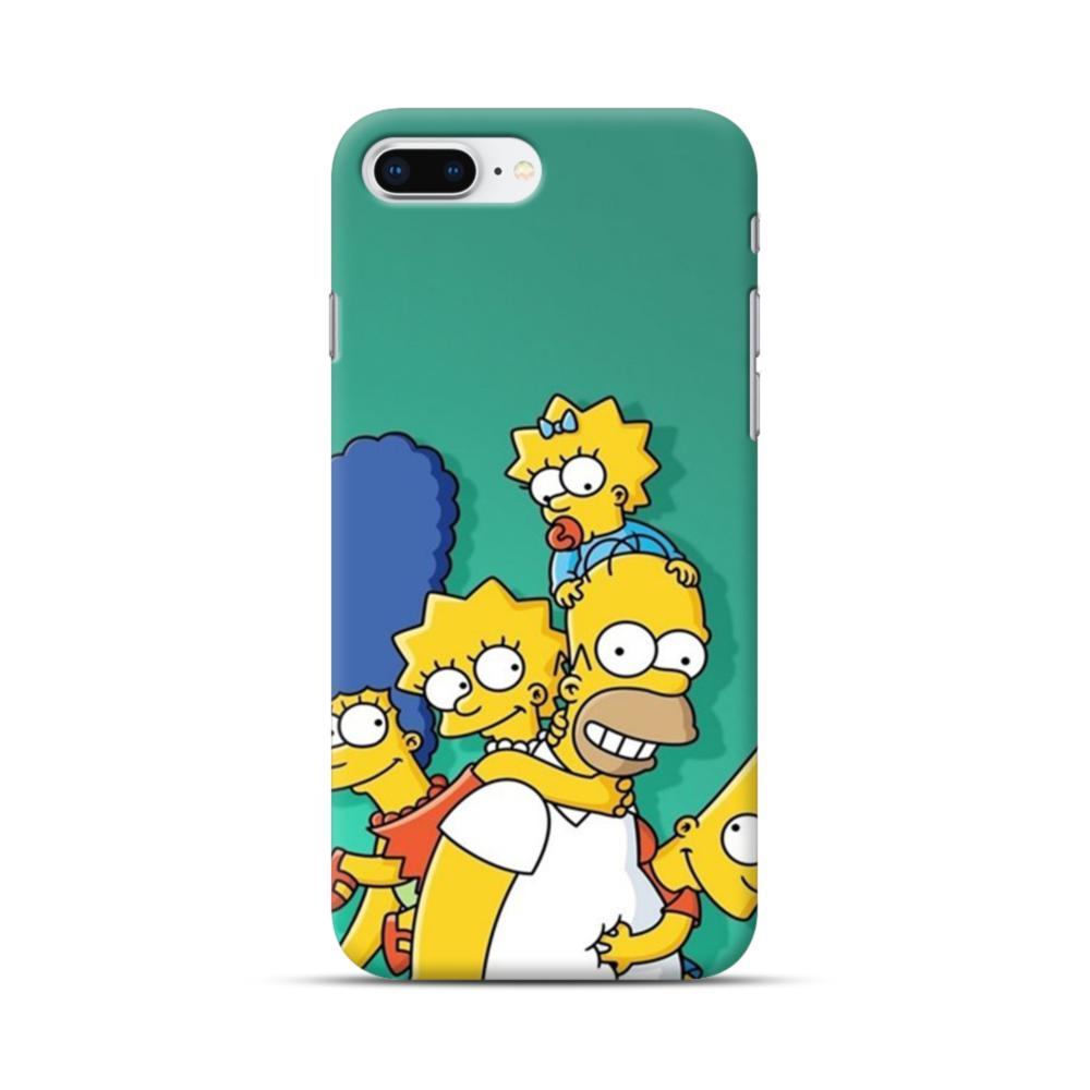 simpsons iphone 8 plus case
