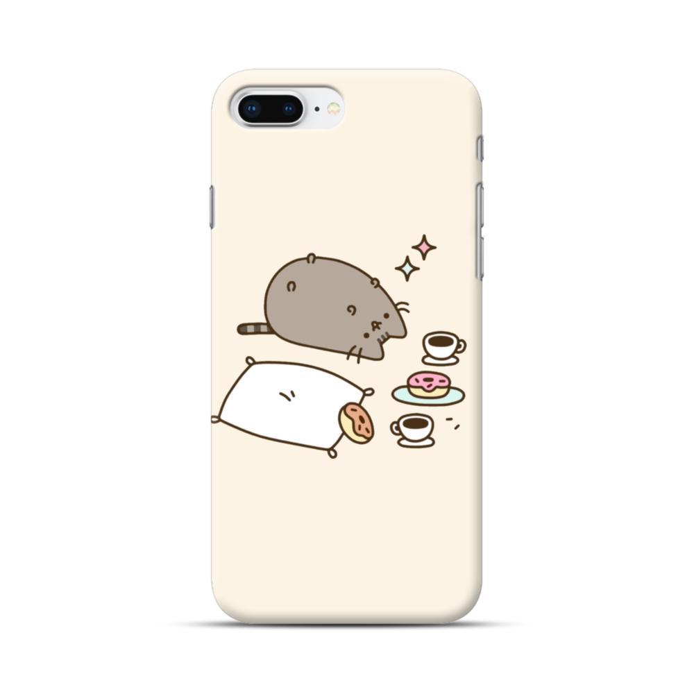 competitive price 21206 7c4dc Pusheen cat iPhone 8 Plus Case | CaseFormula