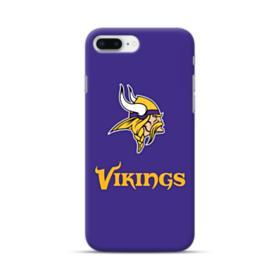 Minnesota Vikings Team Logo Name iPhone 8 Plus Case