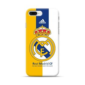 Real Madrid Team Logo Colors iPhone 8 Plus Case